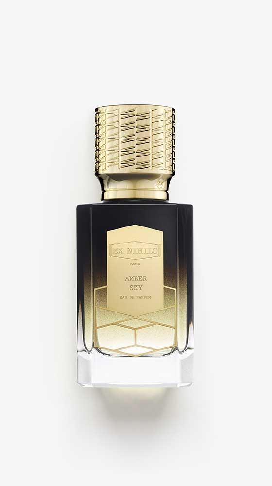 EX NIHILO Amber Sky perfume bottle